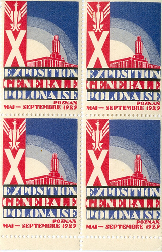 Pozanposterstamps