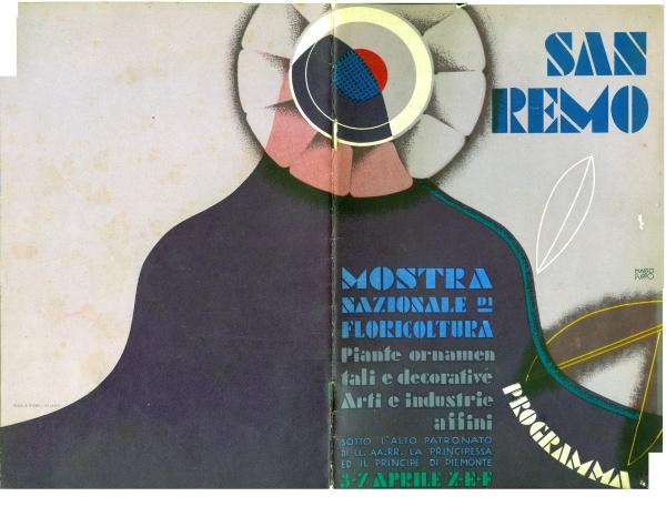 """San Remo, """"Mostra Nazionale di Floricoltura,"""" 1932, Full View"""