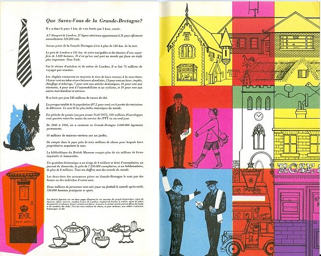 United Kingdom Pavilion Brochure Expo '58 Brussels, View Twelve