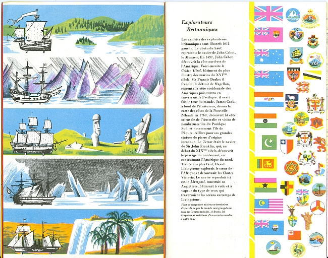 United Kingdom Pavilion Brochure Expo '58 Brussels, View Five