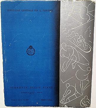Wintersport in Italien, 1935, Back Cover