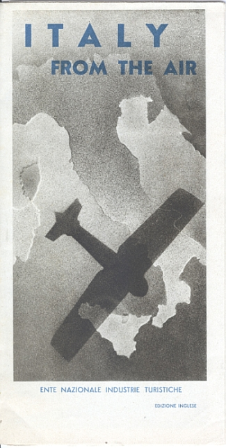 """""""Italy From the Air,"""" 1933-XI"""