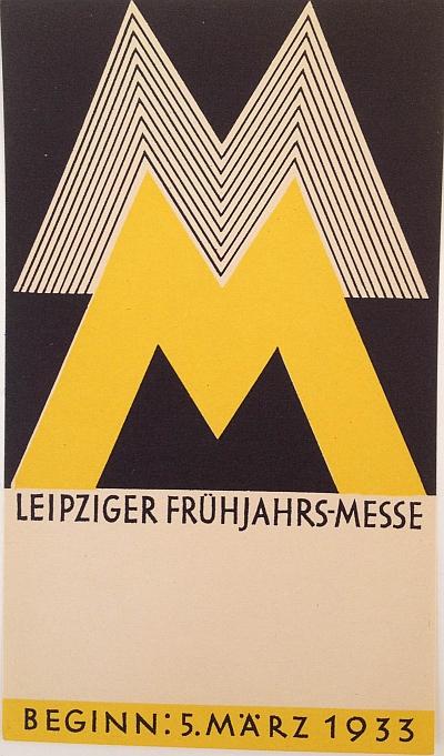 Leipziger Frühjahrs-Messe März 1933